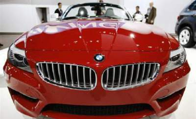BMW car India dealers delhi
